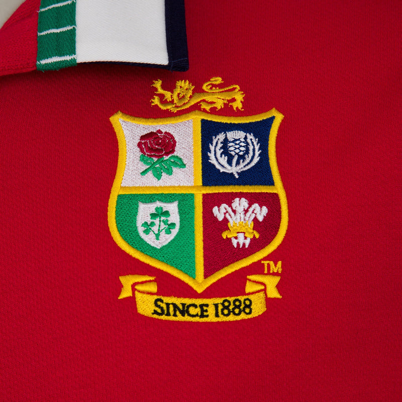 British & Irish Lions Classic L/S Jersey - Absolute Rugby