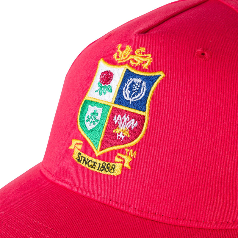 British & Irish Lions Drill Cap - Absolute Rugby