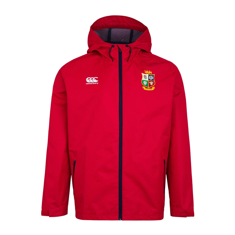 British & Irish Lions Rain Jacket - Absolute Rugby