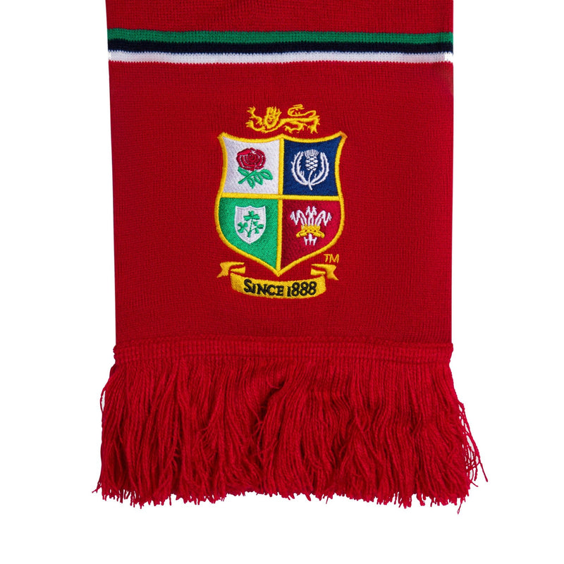 British & Irish Lions Supporter Scarf - Absolute Rugby