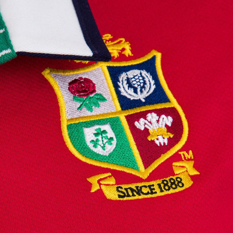 British & Irish Lions Womens Classic L/S Jersey - Absolute Rugby