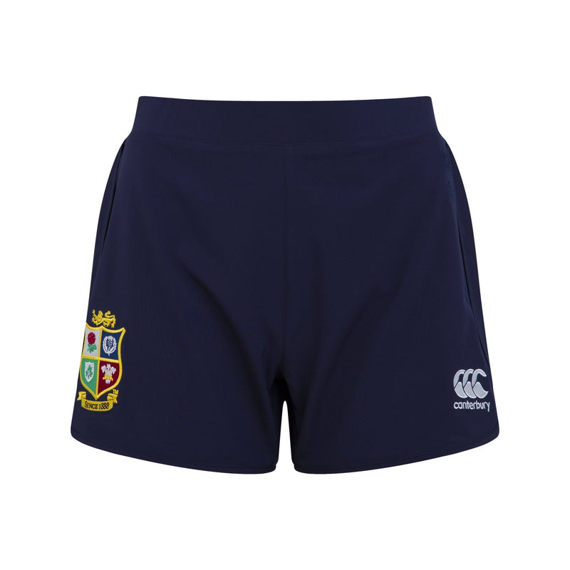 British & Irish Lions Womens Woven Gym Short - Absolute Rugby