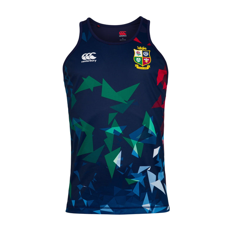 British & Lions Singlet Vest - Absolute Rugby