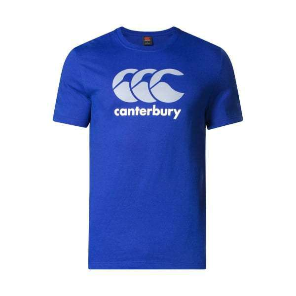 Classic Logo T-Shirt - Royal - Absolute Rugby