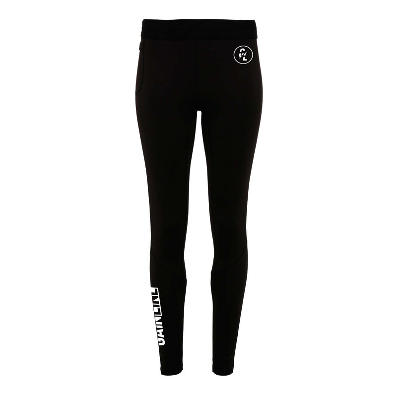 Compression Pants - Black - Absolute Rugby