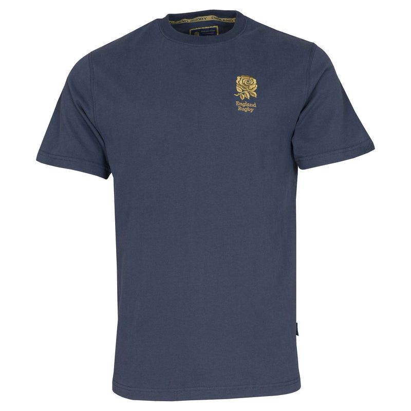 England Rugby 1871 Cotton T-Shirt - Navy - Absolute Rugby