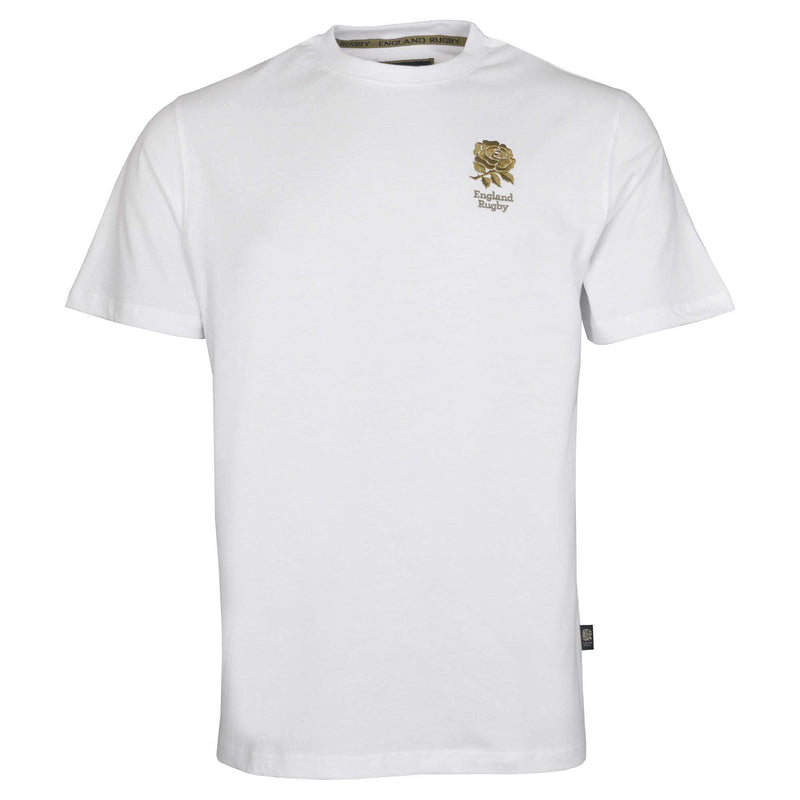 England Rugby 1871 Cotton T Shirt - White - Absolute Rugby