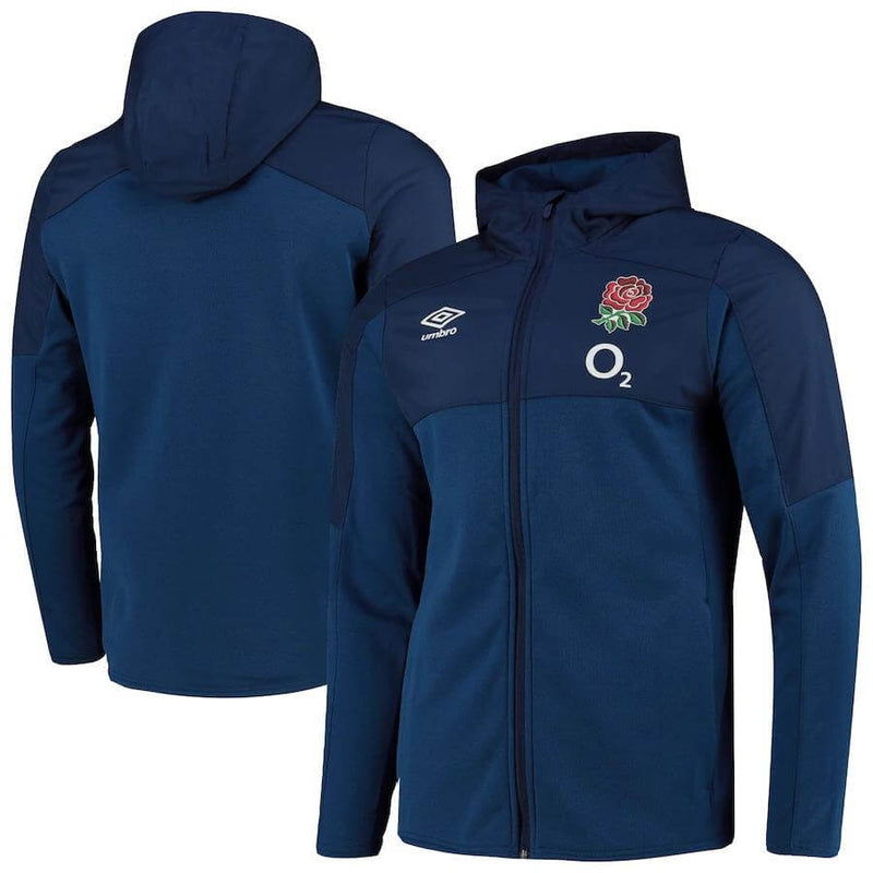 England Rugby Full Zip Hoody I 20/21 - Absolute Rugby