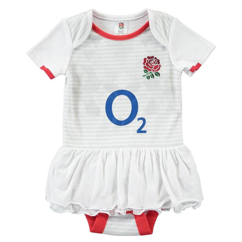 England Rugby Tutu Body Suit - Absolute Rugby