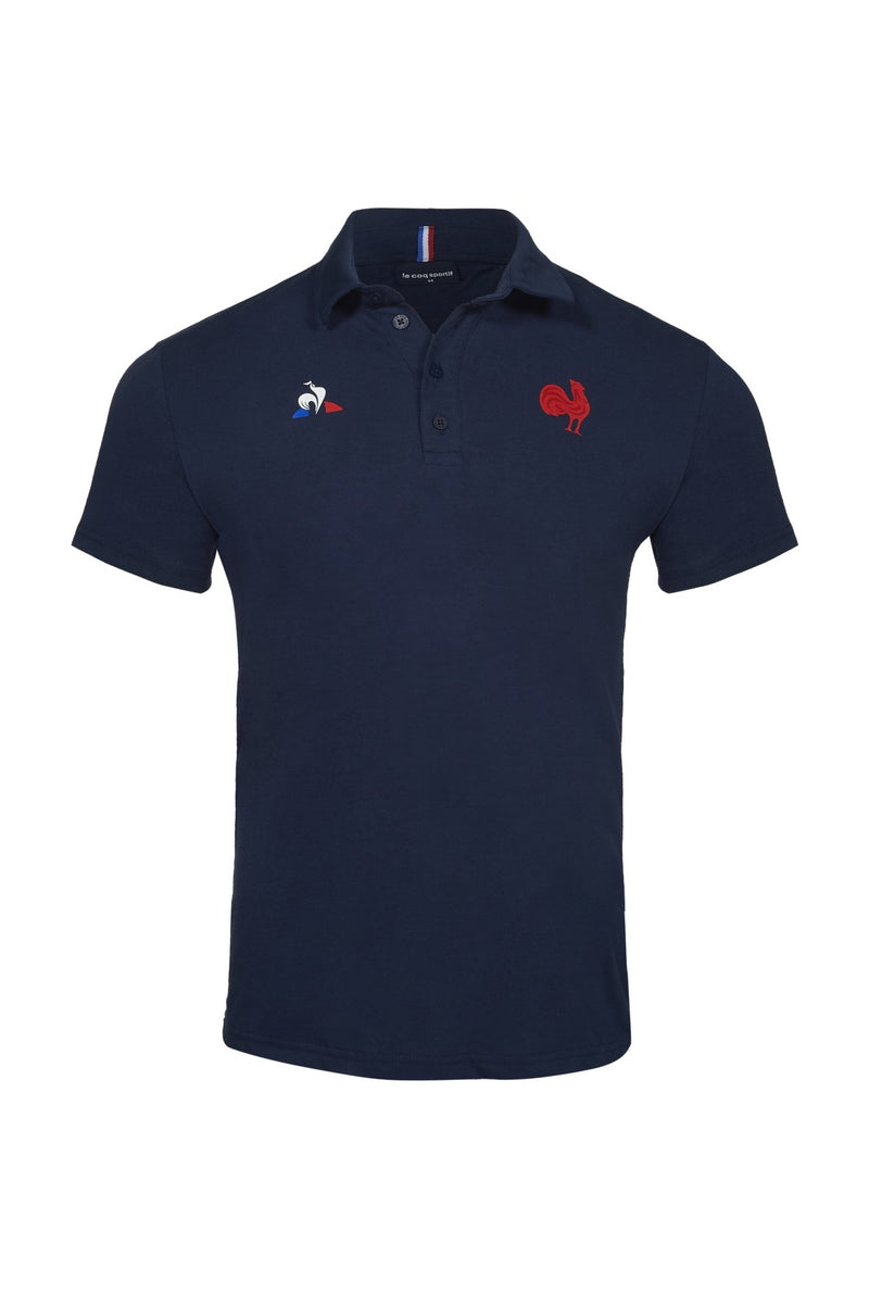 France Rugby Polo Shirt - 20/21 - Absolute Rugby