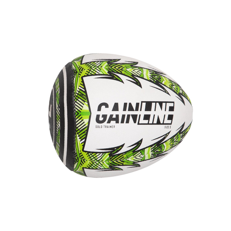 Gainline Solo Skills Trainer Rugby Ball - Size 5 - Absolute Rugby