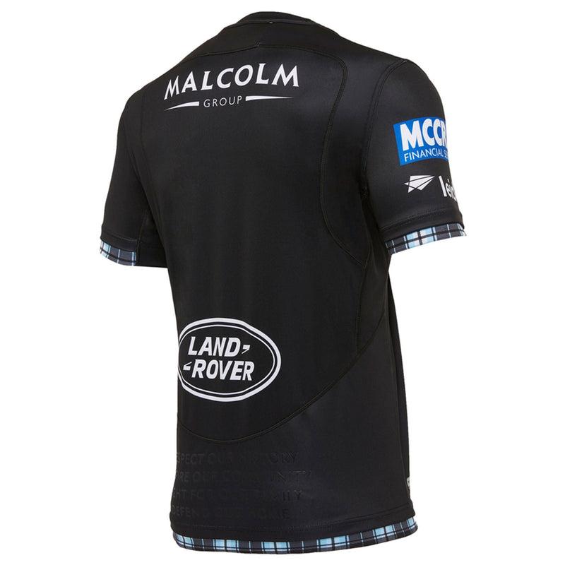 Glasgow Warriors Rugby Home Pro Jersey - 20/21 - Absolute Rugby