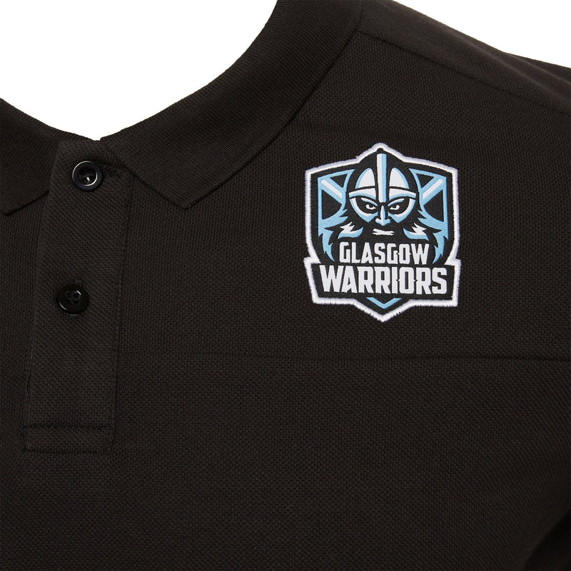 Glasgow Warriors Rugby Travel Polo - 20/21 - Absolute Rugby