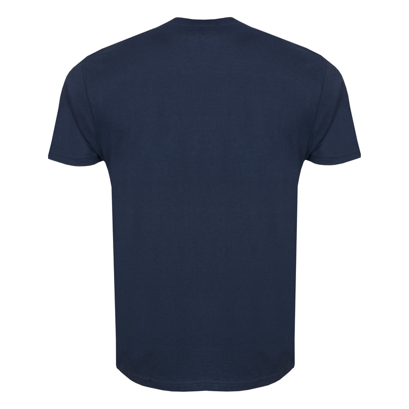Guinness Six Nations Chestband T-Shirt I Navy - Absolute Rugby