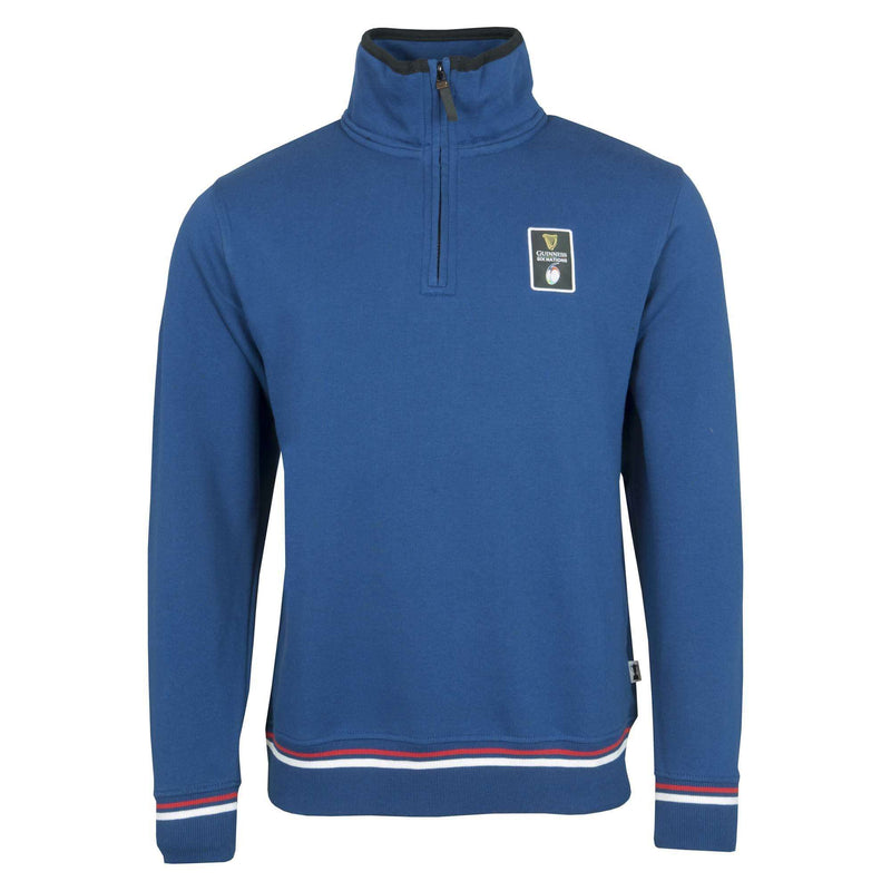Guinness Six Nations Quarter Zip Sweater 19/20 - Absolute Rugby