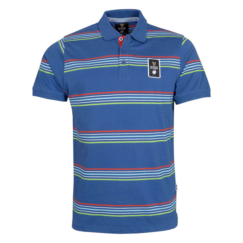 Guinness Six Nations Striped Polo 19/20 - Absolute Rugby