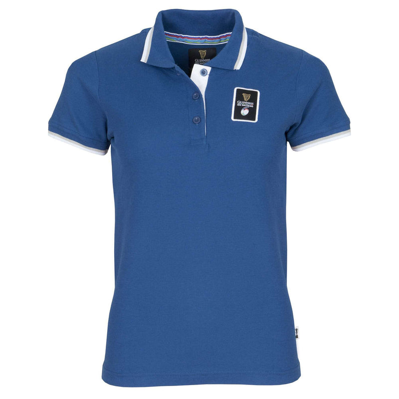 Guinness Six Nations Womens Pique Polo 19/20 - Absolute Rugby