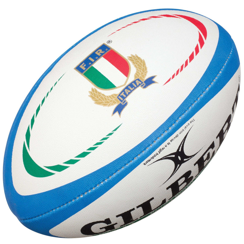 Italy Rugby Replica Size 5 Ball - Absolute Rugby