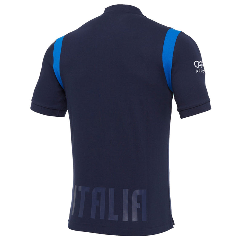 Italy Rugby Travel Polo - 20/21 - Absolute Rugby