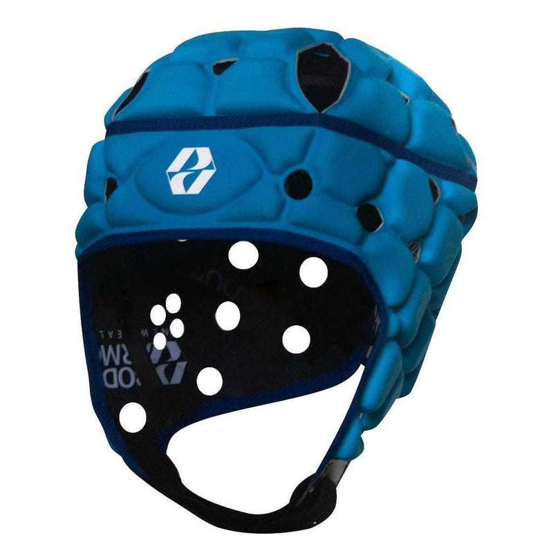 Kids Ventilator Head Guard - Mid Blue - Absolute Rugby