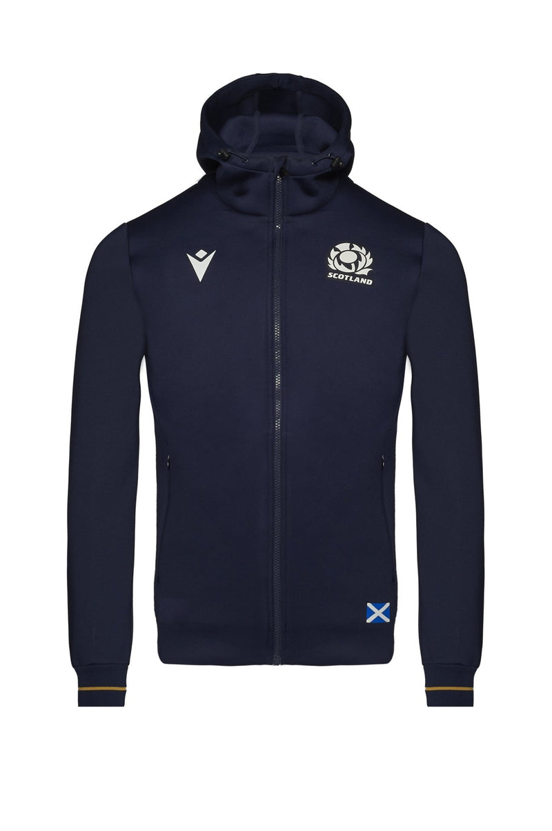 Scotland Rugby Full Zip Hoody - 20/21 - Absolute Rugby
