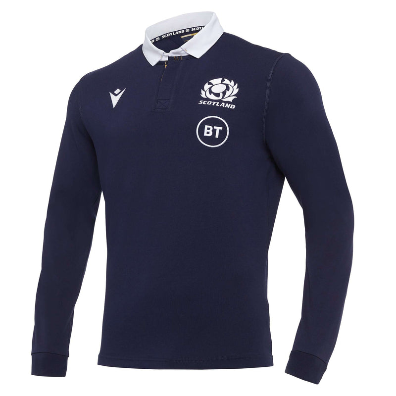 Scotland Rugby Home Classic Jersey - 20/21 - Absolute Rugby