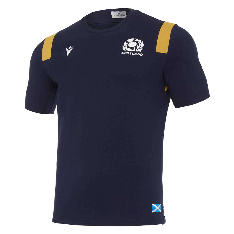 Scotland Rugby Travel T-Shirt - 2020/21 - Absolute Rugby