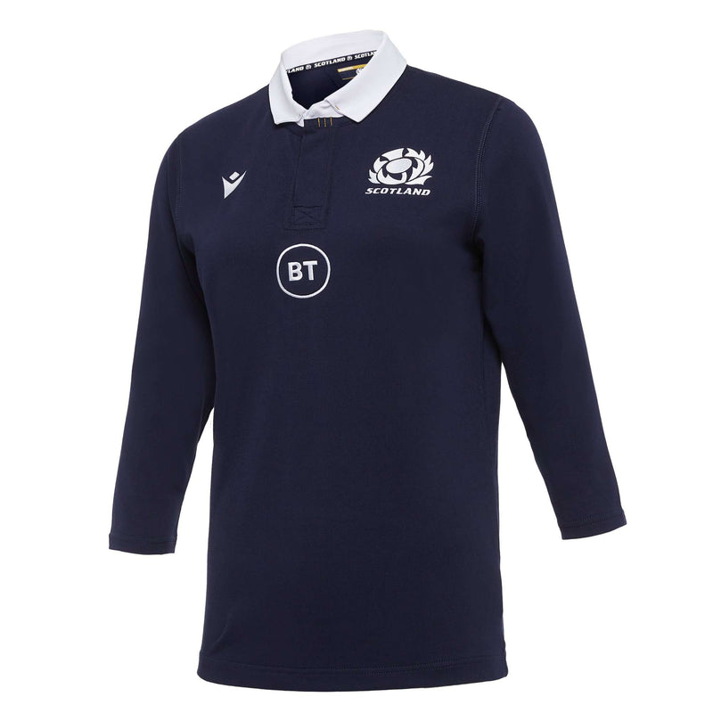 Scotland Rugby Womens Classic Home Jersey - 20/21 - Absolute Rugby