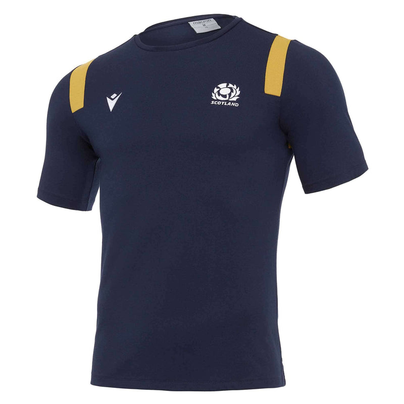 Scotland Rugby Women's Cotton T-Shirt - 20/21 - Absolute Rugby