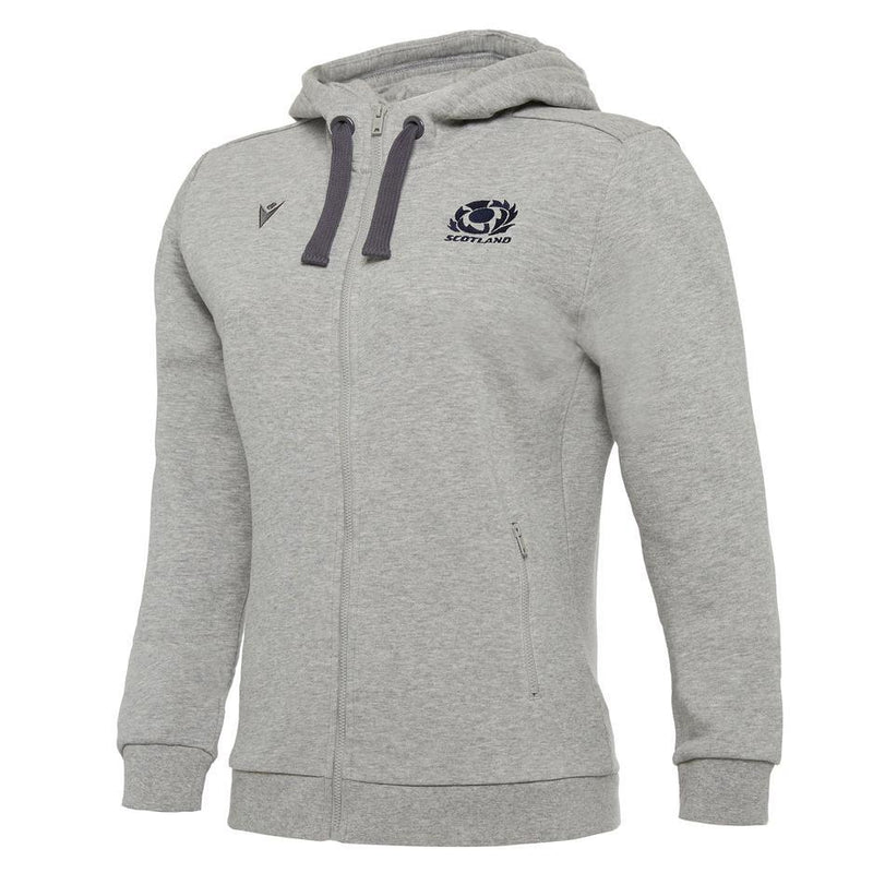 Scotland Rugby Women's Full Zip Hoody - 20/21 - Absolute Rugby