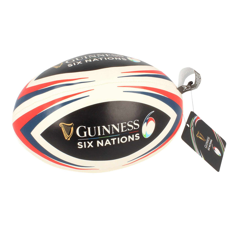 Guinness Six Nations Soft Rugby Ball