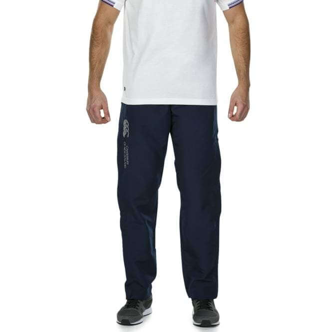 Tapered Open Hem Stadium Pant I Navy - Absolute Rugby