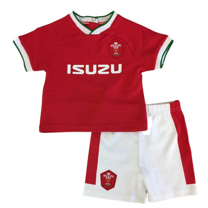 Wales Rugby Infant Kit - Absolute Rugby