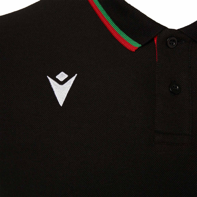 Wales Rugby Pique Travel Polo - 20/21 - Absolute Rugby
