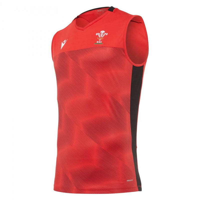Wales Rugby Poly Singlet - 20/21 - Absolute Rugby