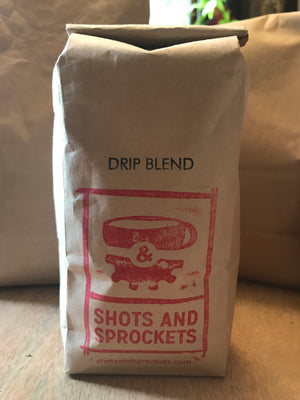 Custom blend for pour over