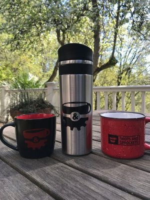 S&S Stainless Steel Travel Mug