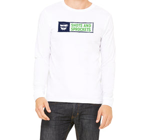 Uni-sex Jersey Long Sleeve T-Shirt
