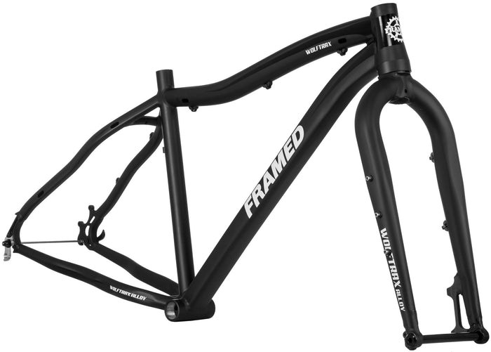 Wolftrax Alloy  Frame and Fork