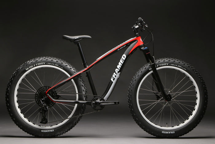Alaskan Alloy Fat Bike 26""