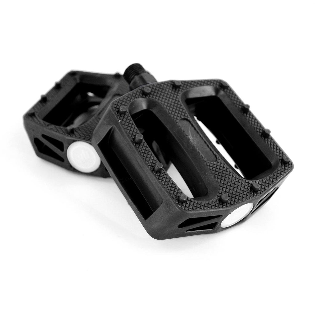 "Wildcat Mini BMX NZ Pedals 9//16"" black"