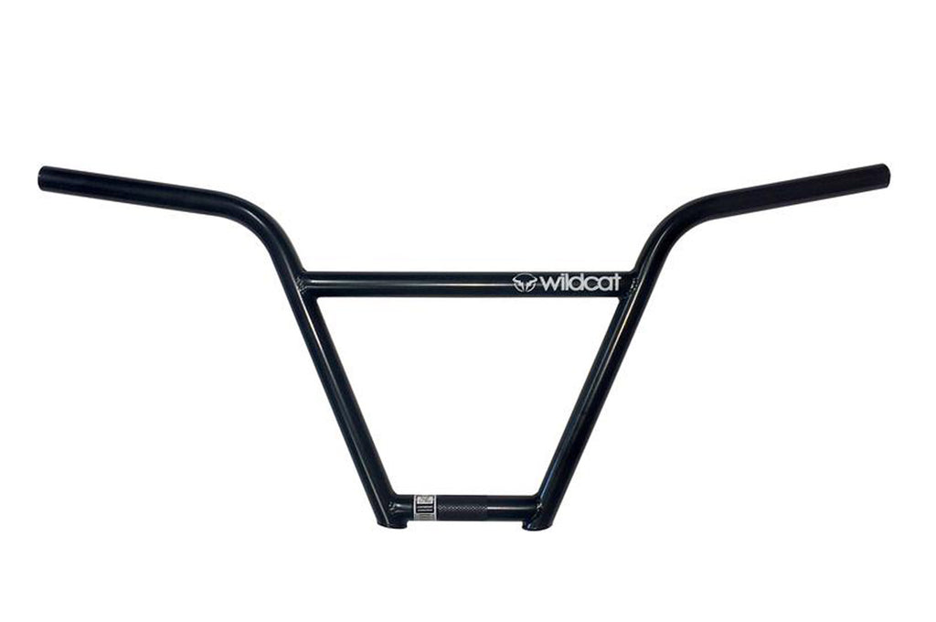 Wildcat Mini BMX 4pc Handle bars Black