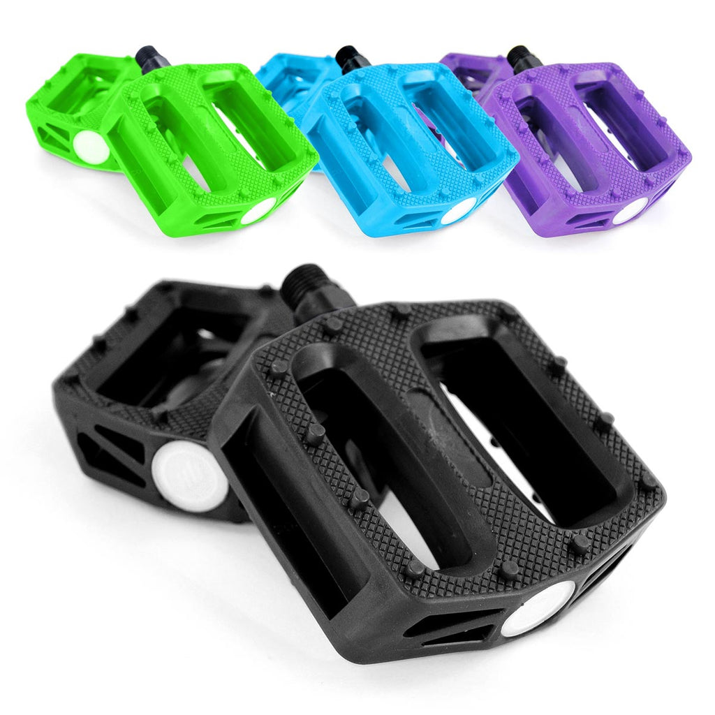 Wildcat Mini BMX NZ Pedals 9//16""