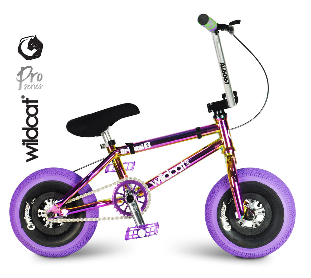 WILDCAT PRO SERIES Purple + TURBO WHEELS