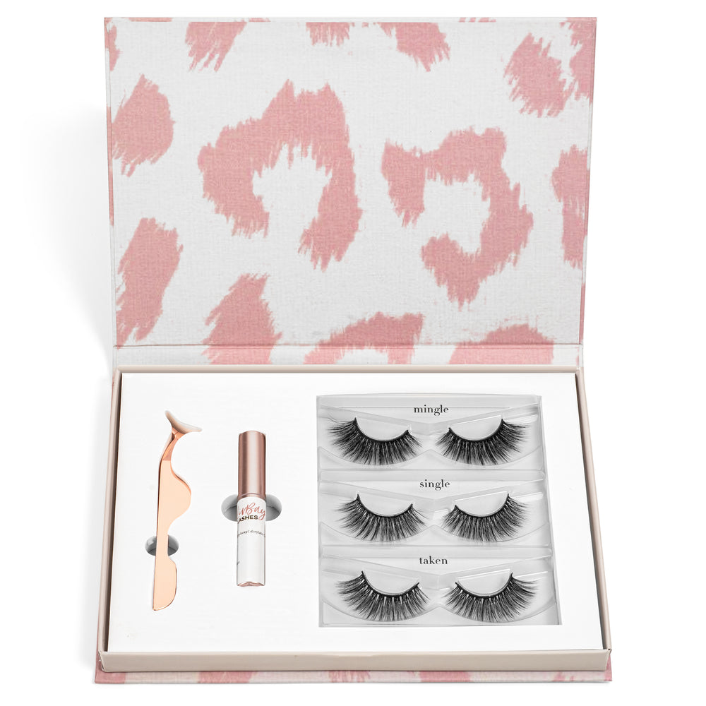 LivBay Strip Lashes (4393819177022) (4721673044030)