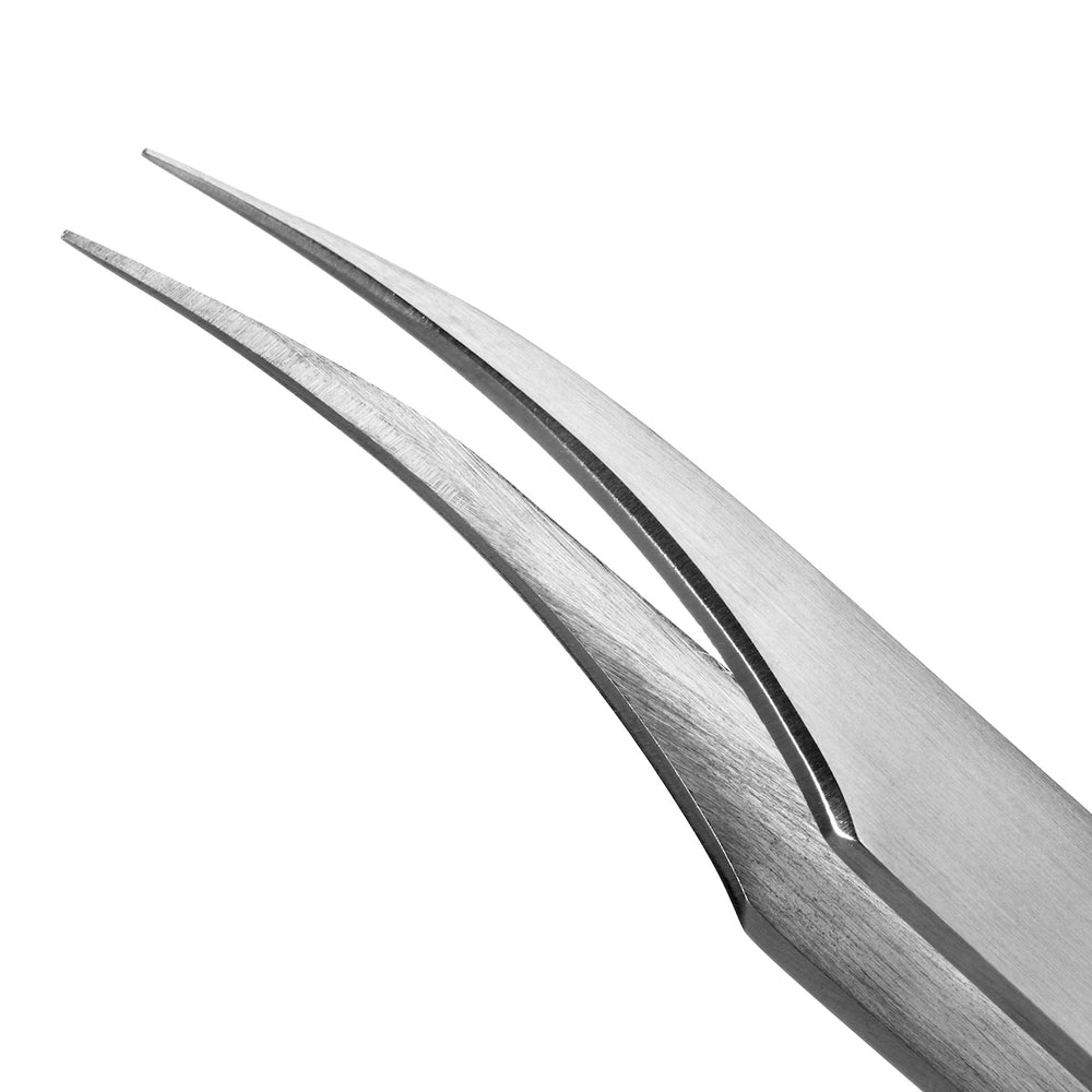 Load image into Gallery viewer, Curvy Babe Tweezers - LivBay Lash (563916865598)