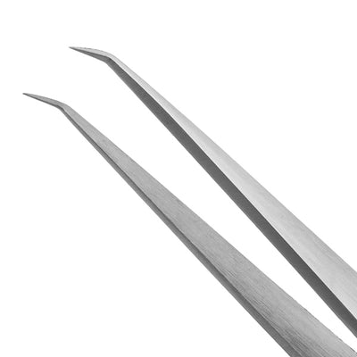 Just The Tip Tweezers (Silver) - LivBay Lash (563918045246)