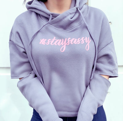 Stay Sassy - Sweatshirt