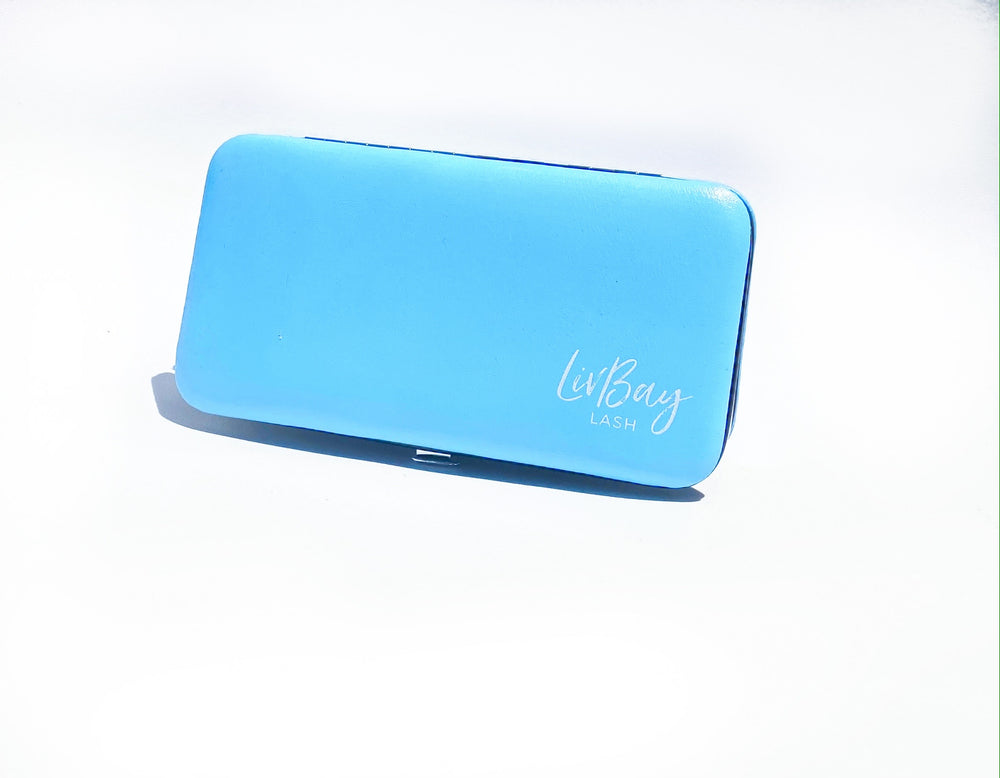 Load image into Gallery viewer, LivBay Magnetic Tweezer Case (4399350415422)