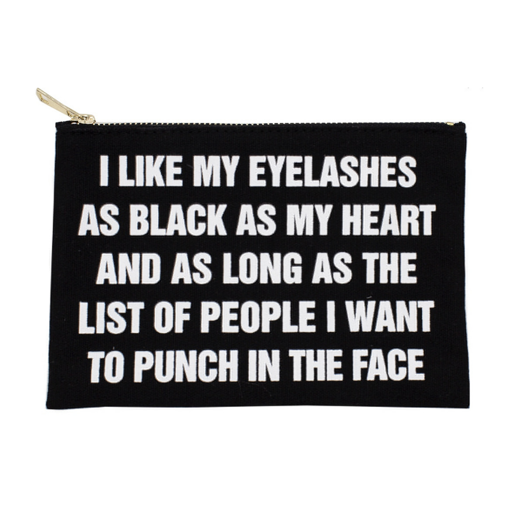 Lash Makeup Bag - LivBay Lash (2141076717630)